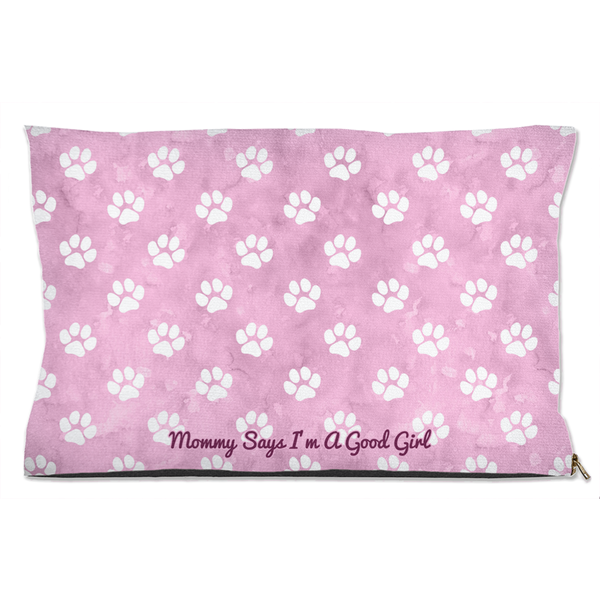 Mommy Says I'm A Good Girl - Cat/Dog Bed - Monarch Graphics & Design