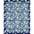Butterfly Shower Curtain - Monarch Graphics & Design