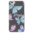 Hope - Butterflies Cell Phone Case - Monarch Graphics & Design