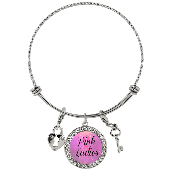 Pink Ladies - Bracelet - Monarch Graphics & Design