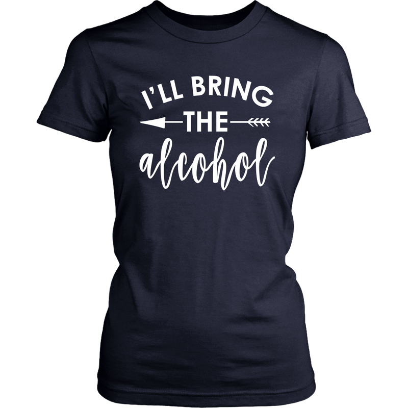 I'll Bring the Alcohol - 5 Part Series - Monarch Graphics & Design