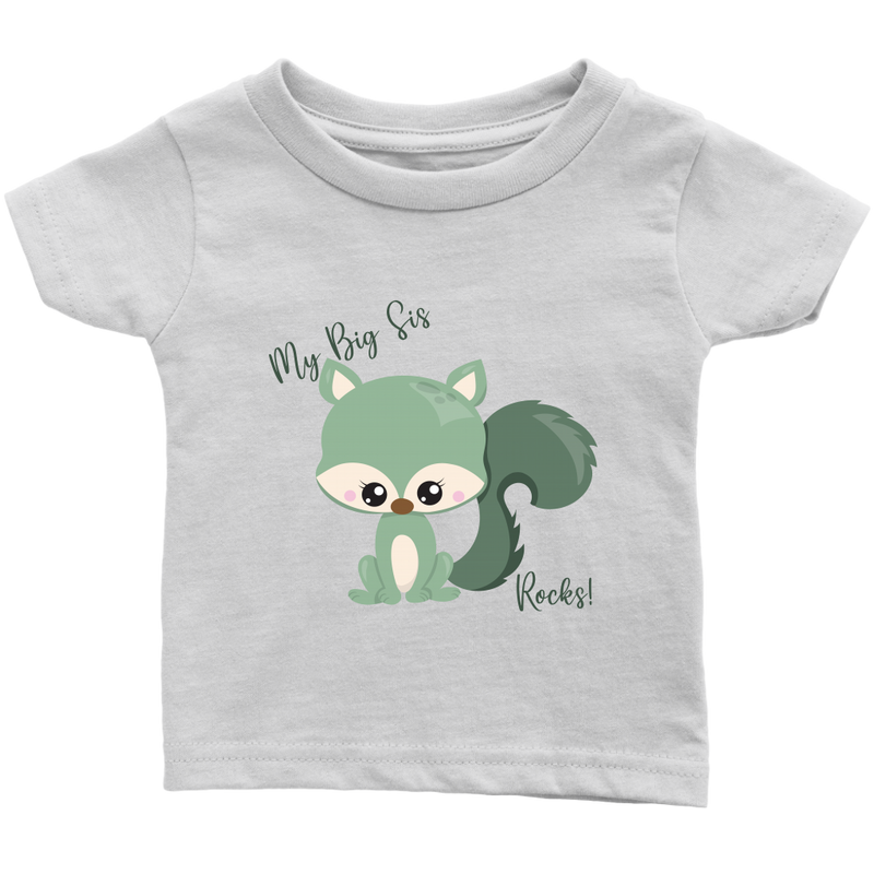 My Big Sis Rocks | Children's Clothes