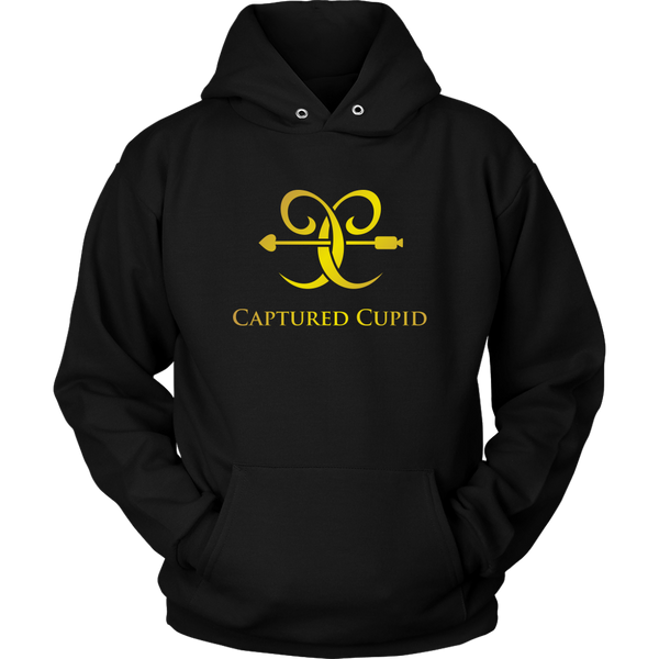 Captured Cupid - Front Only - Monarch Graphics & Design