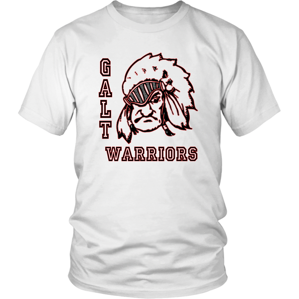 Willie The Warrior - Monarch Graphics & Design