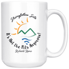 Custom Mugs for Stringfellow Site - Monarch Graphics & Design