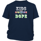 Kids on the Spectrum are Dope - Monarch Graphics & Design