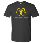 Captured Cupid - Front Only - Shirts - Monarch Graphics & Design