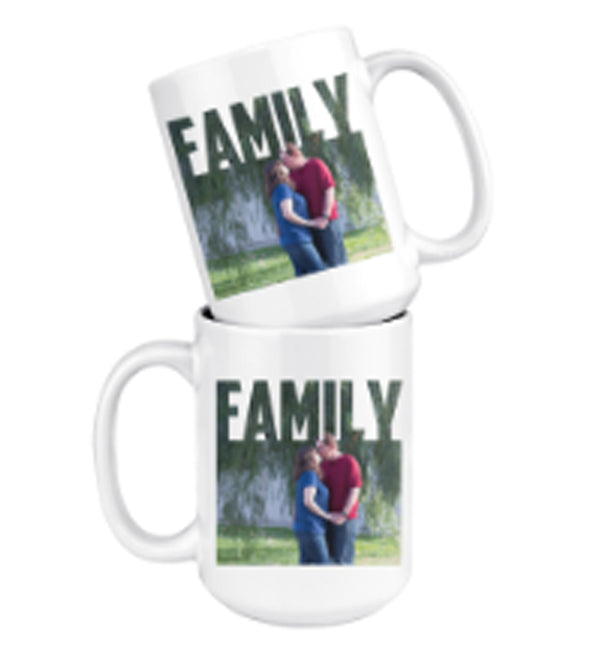 Family - Create Your Own Mug - Monarch Graphics & Design