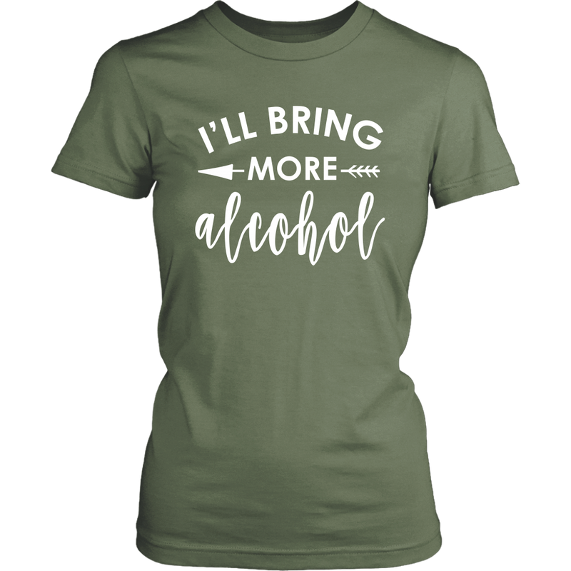 I'll Bring More Alcohol - 5 Part Series - Monarch Graphics & Design