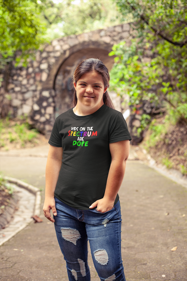 Kids on the Spectrum | Custom Order - Monarch Graphics & Design