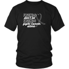 Friends Don't Let Friends Fight Cancer Alone - Monarch Graphics & Design