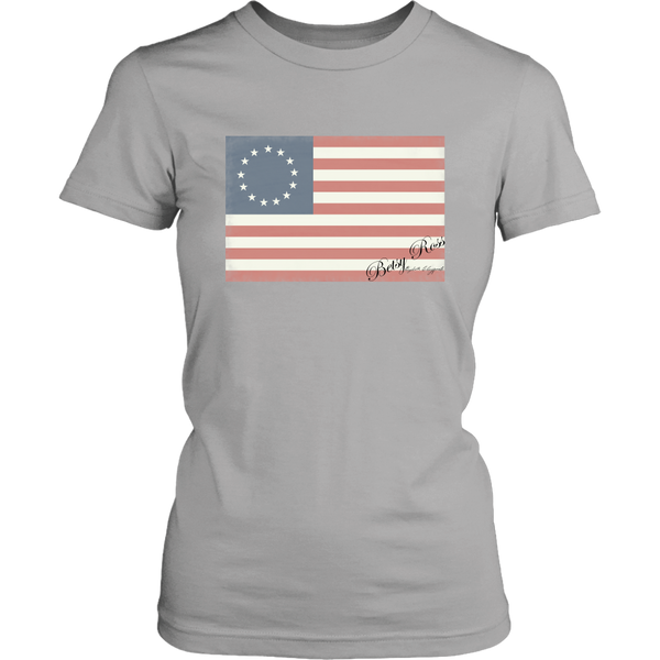 Betsy Ross Flag Apparel - Monarch Graphics & Design