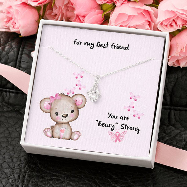 For My Best Friend | Necklace - Monarch Graphics & Design