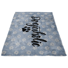 Dogaholic - Blanket - Monarch Graphics & Design