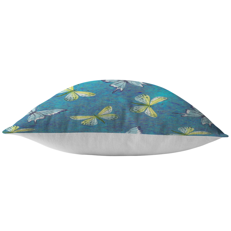 Butterfly Pillow - Monarch Graphics & Design