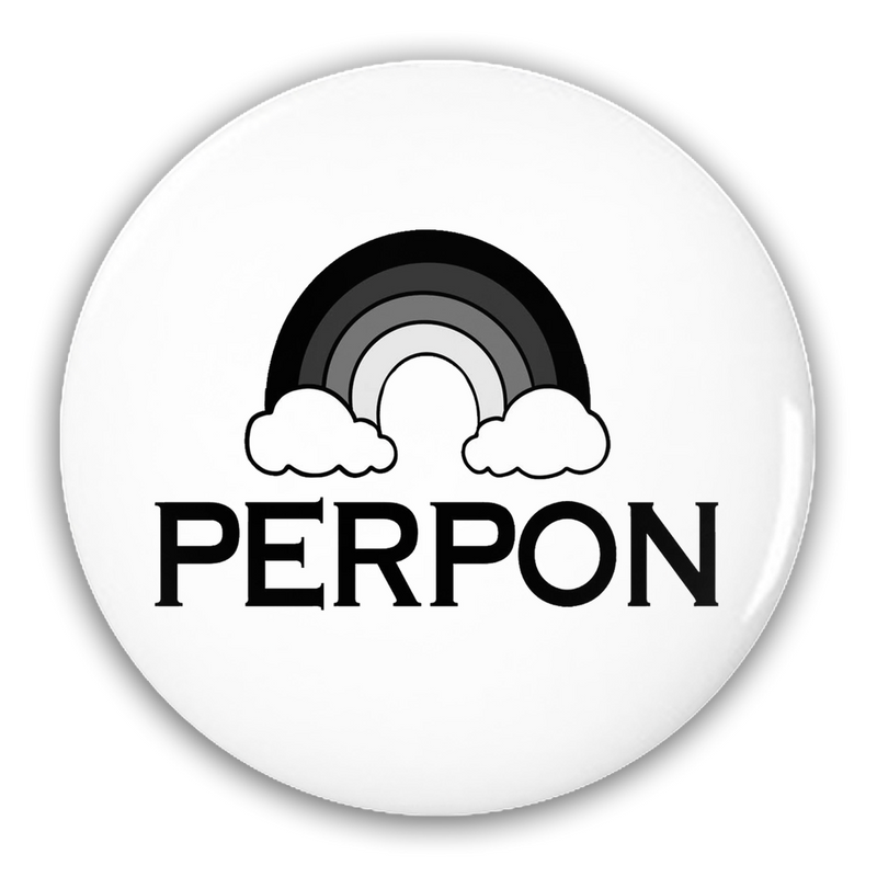 Perpon | Pin-Back Buttons