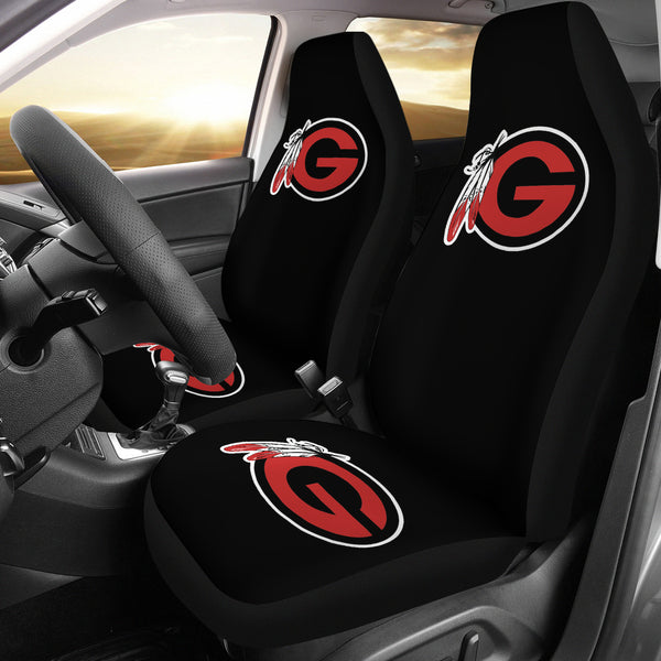 Galt Warrior Car Seat Covers - Monarch Graphics & Design