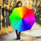 Rainbow Umbrella - Monarch Graphics & Design