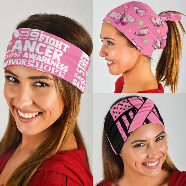 Breast Cancer | Neck Gaiter