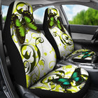 Butterfly Car Seat Covers - Monarch Graphics & Design