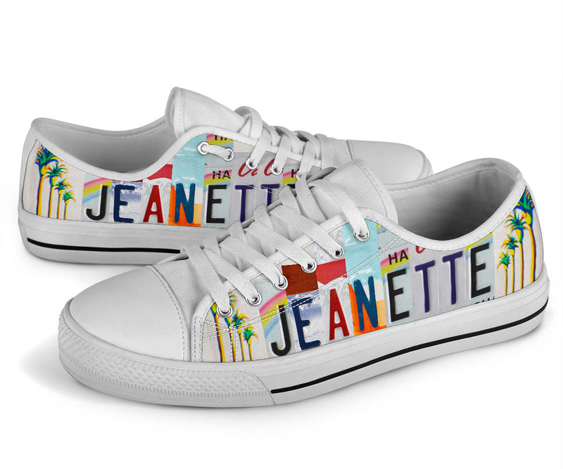 Jeanette | Custom Order Shoes