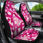 Breast Cancer Car Seat Covers - Monarch Graphics & Design