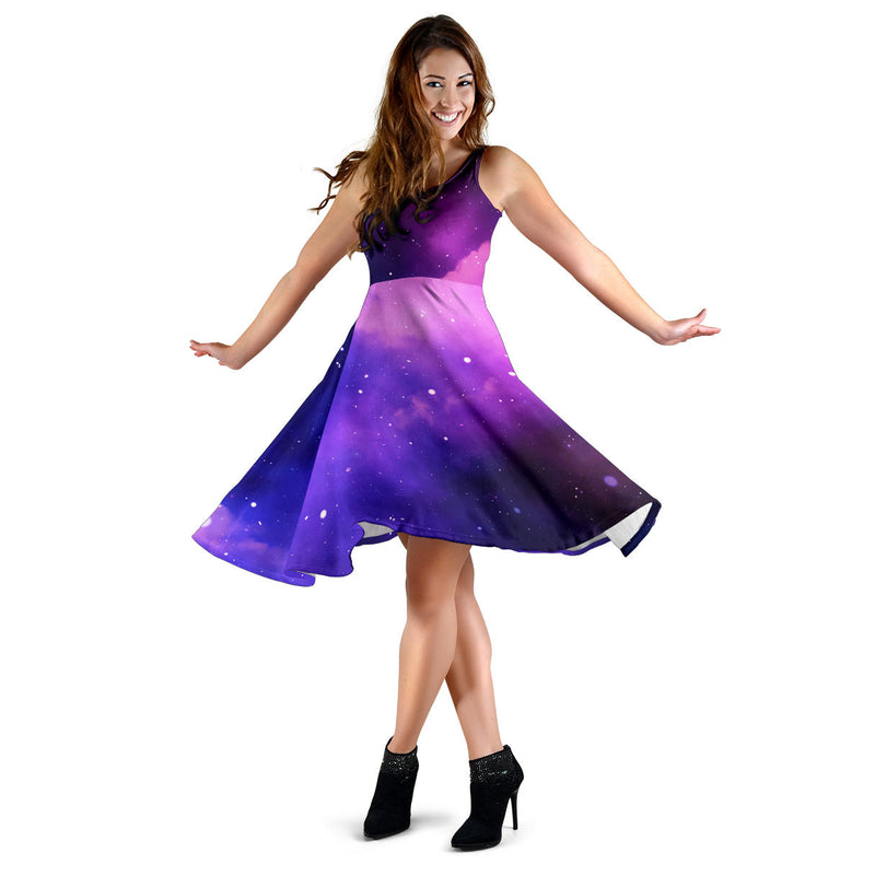 Galaxy Dress - Monarch Graphics & Design