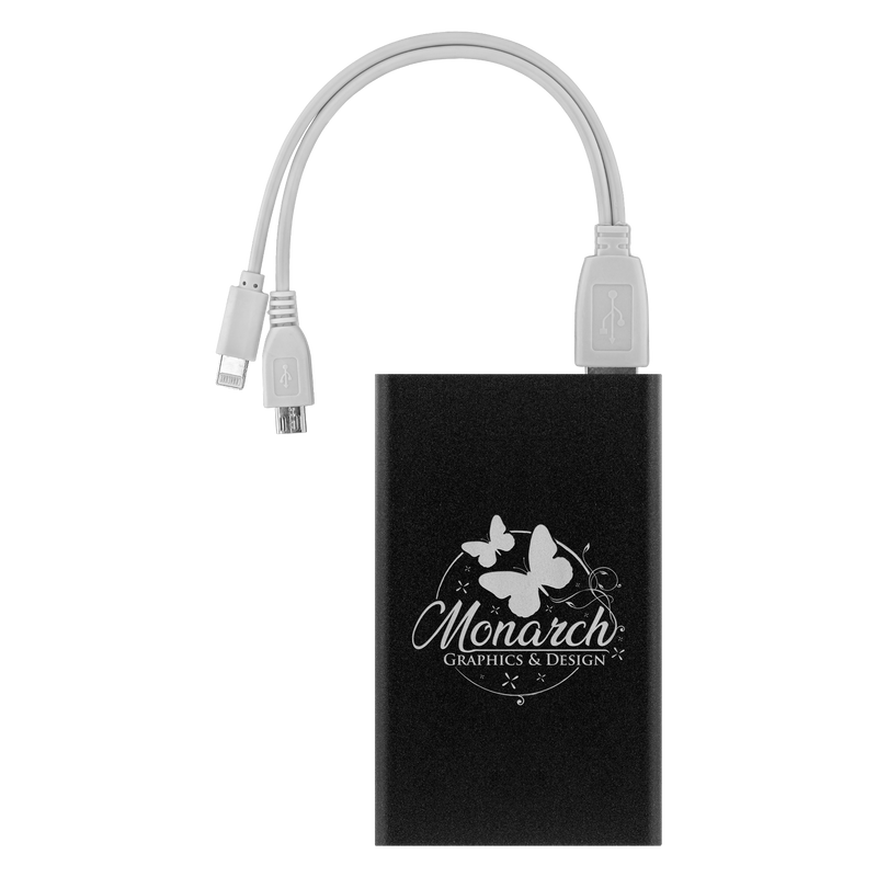 MGD Logo | Power Bank - Monarch Graphics & Design