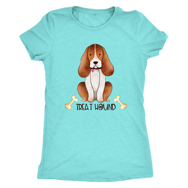 Treat Hound - Basset Hound - Monarch Graphics & Design