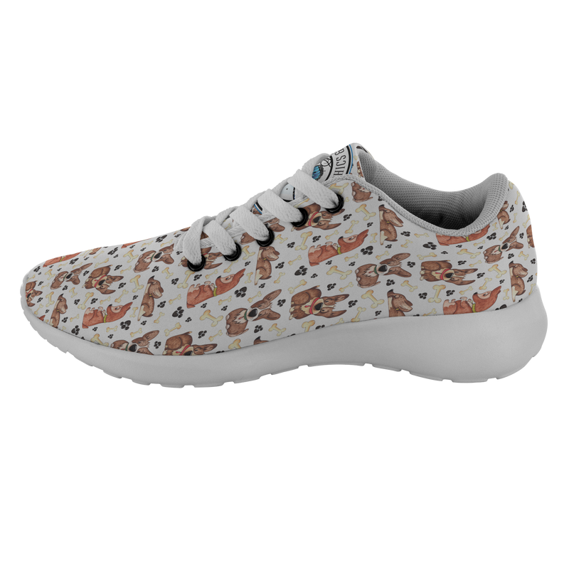 Dog Lover Shoes - Monarch Graphics & Design