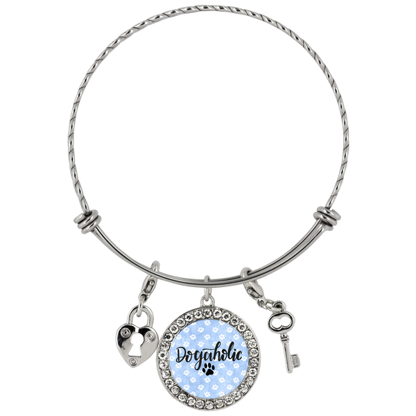 Dogaholic - Bracelet - Monarch Graphics & Design