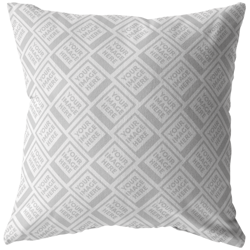 Personalized Pillow - Monarch Graphics & Design