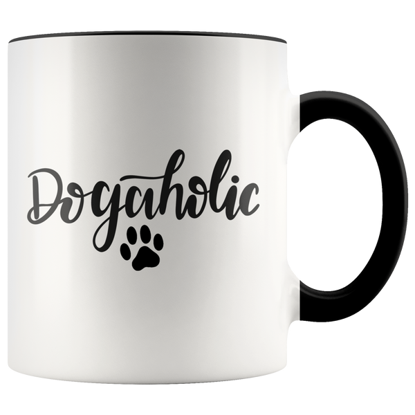 Dogaholic - Mug - Monarch Graphics & Design