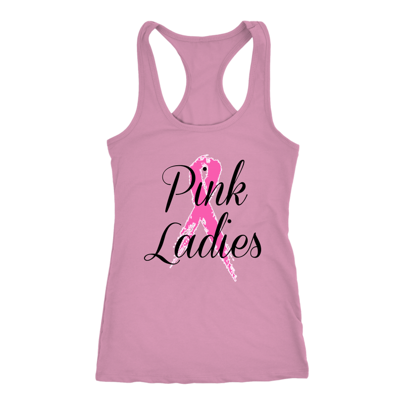 Pink Ladies - Pink Ribbon - Monarch Graphics & Design