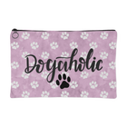 Dogaholic - Accessory Pouch - Monarch Graphics & Design
