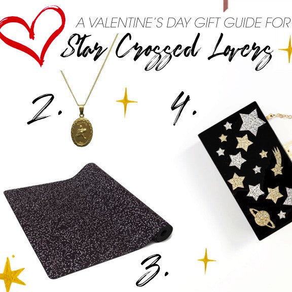 CHIC AND DISHEVELED: A Star-Inspired Valentine's Day Gift Guide