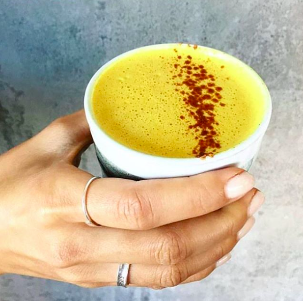 Turmeric can increase your yoga glow