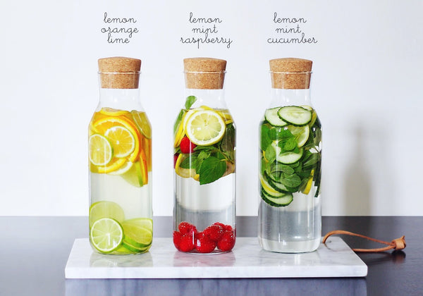 Why Fruit Infused Water is all the Craze Right Now