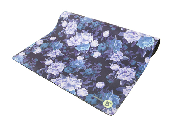 Yoga Mat: DARK ROSE