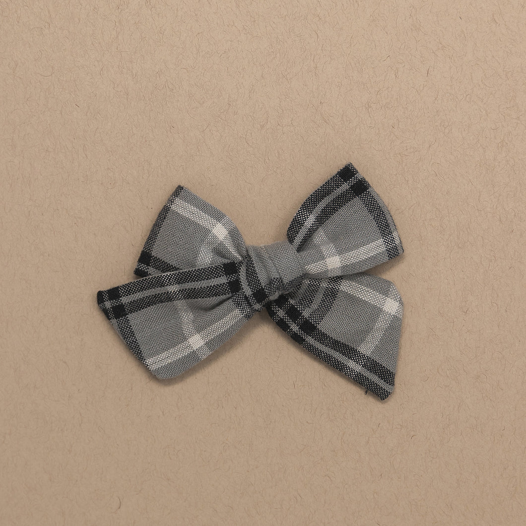 Steel Plaid | Belle