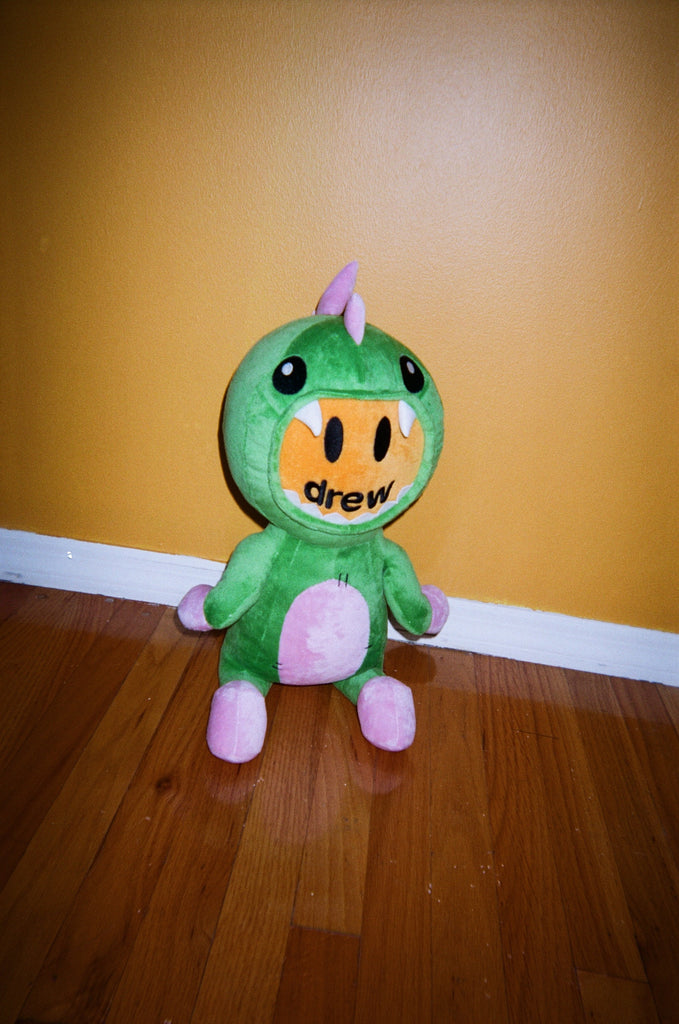 dinodrew plush toy