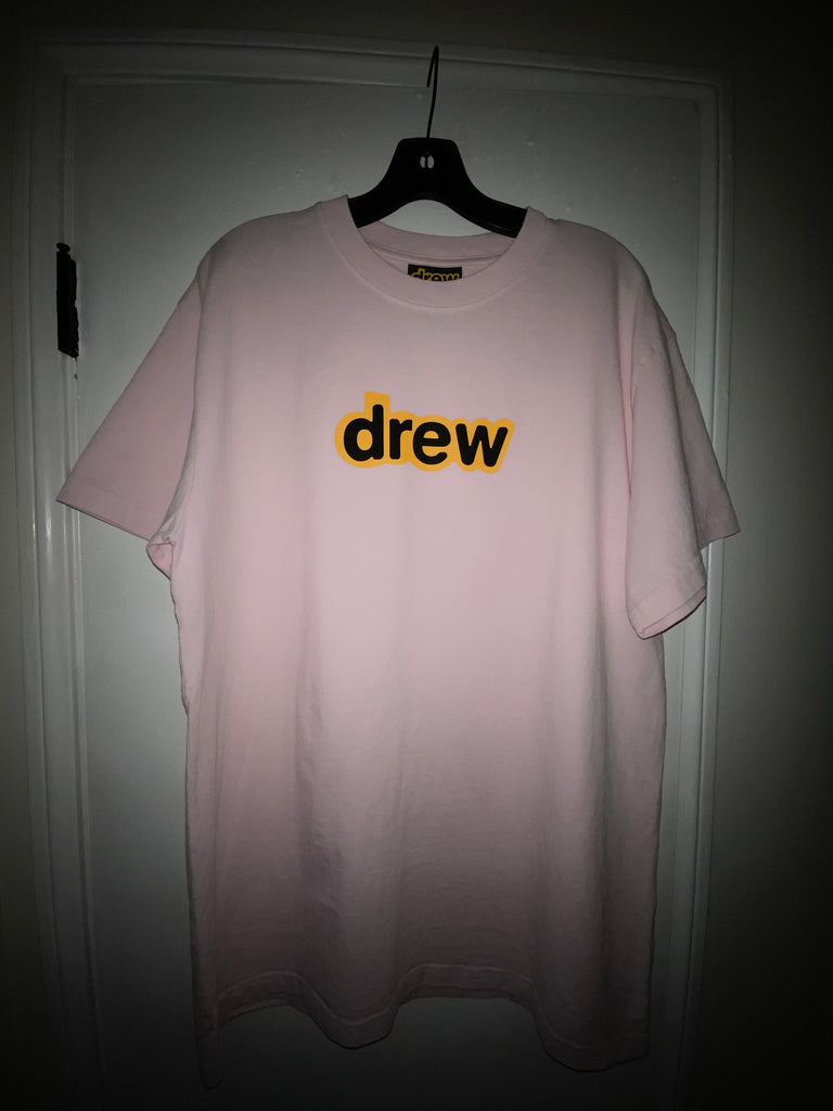 secret ss tee - pale pink
