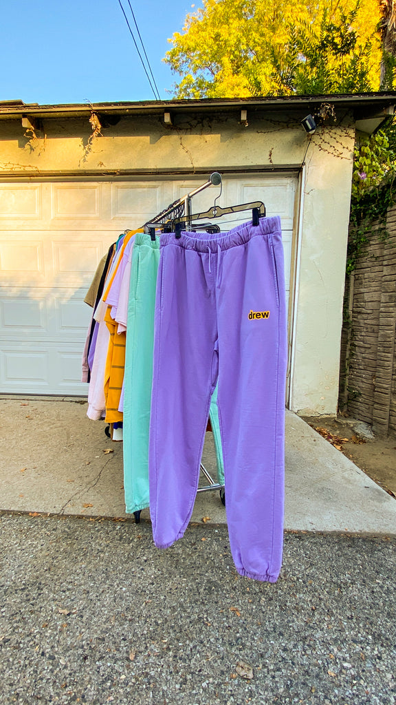 secret sweatpant - lavender