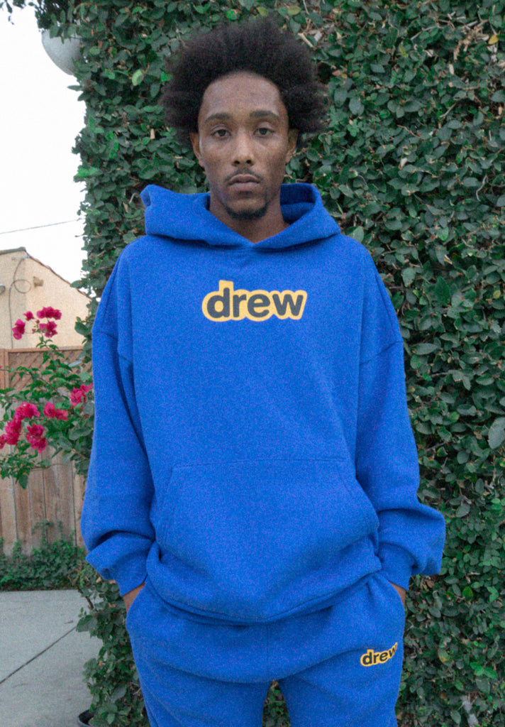 Secret Hoodie - Royal Blue