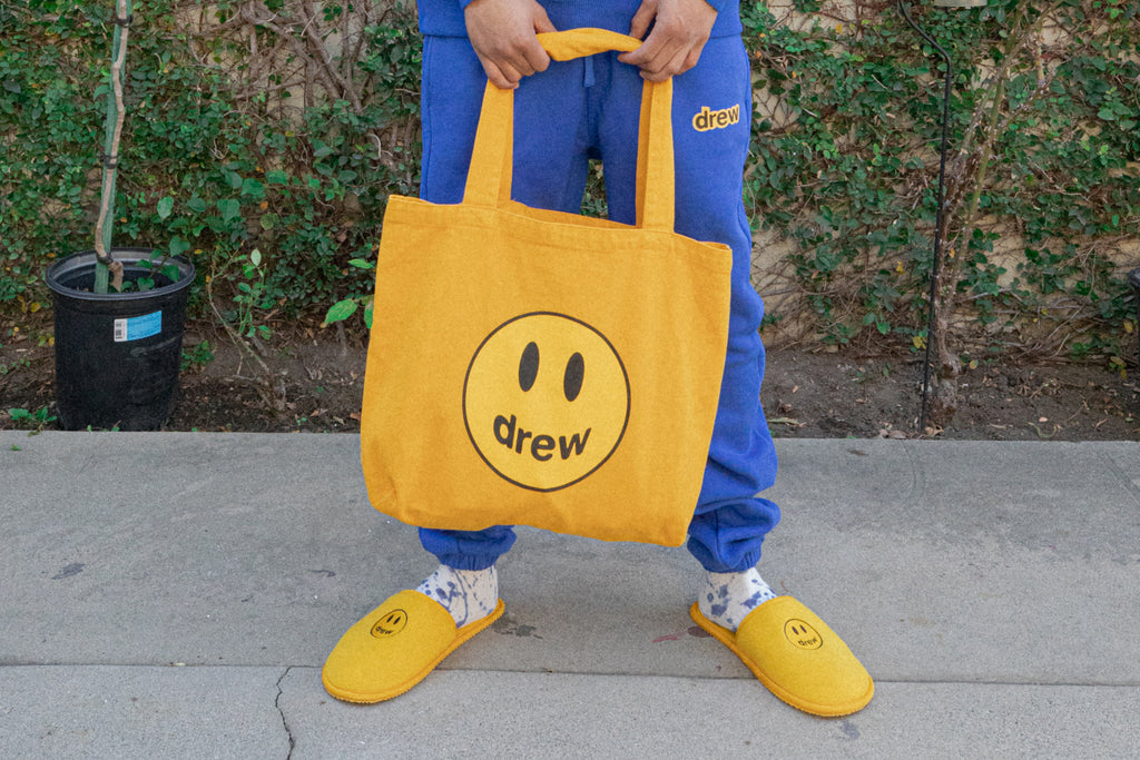 Mascot Tote - Golden Yellow