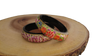 Hand painter Paper Mache Bangles - 2 pcs