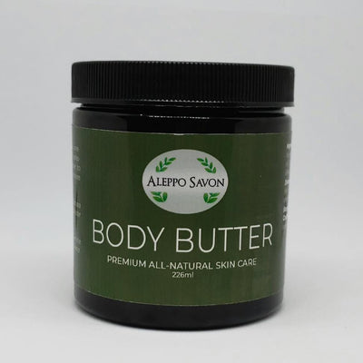BODY BUTTER 226ml - Alepposavon