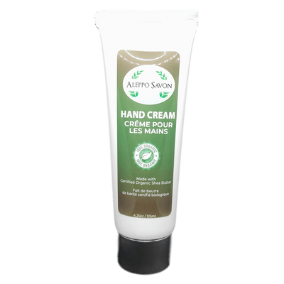 HAND CREAM 4.25oz / 125ml - Alepposavon