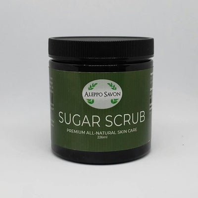 SUGAR SCRUB 226ml - Alepposavon