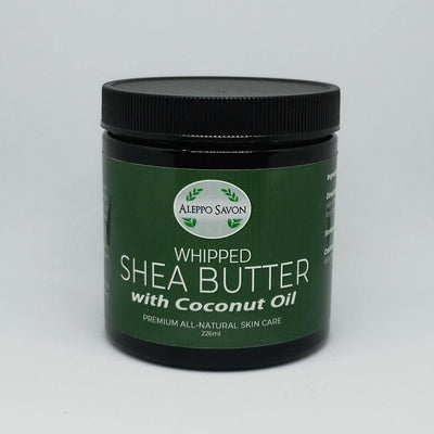 Whipped Shea Butter - Coconut Oil 226ml - Alepposavon